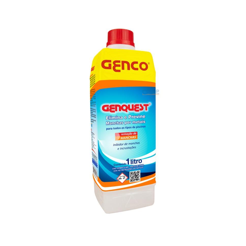 Genquest Inibidor de Manchas  1 Lt - Genco