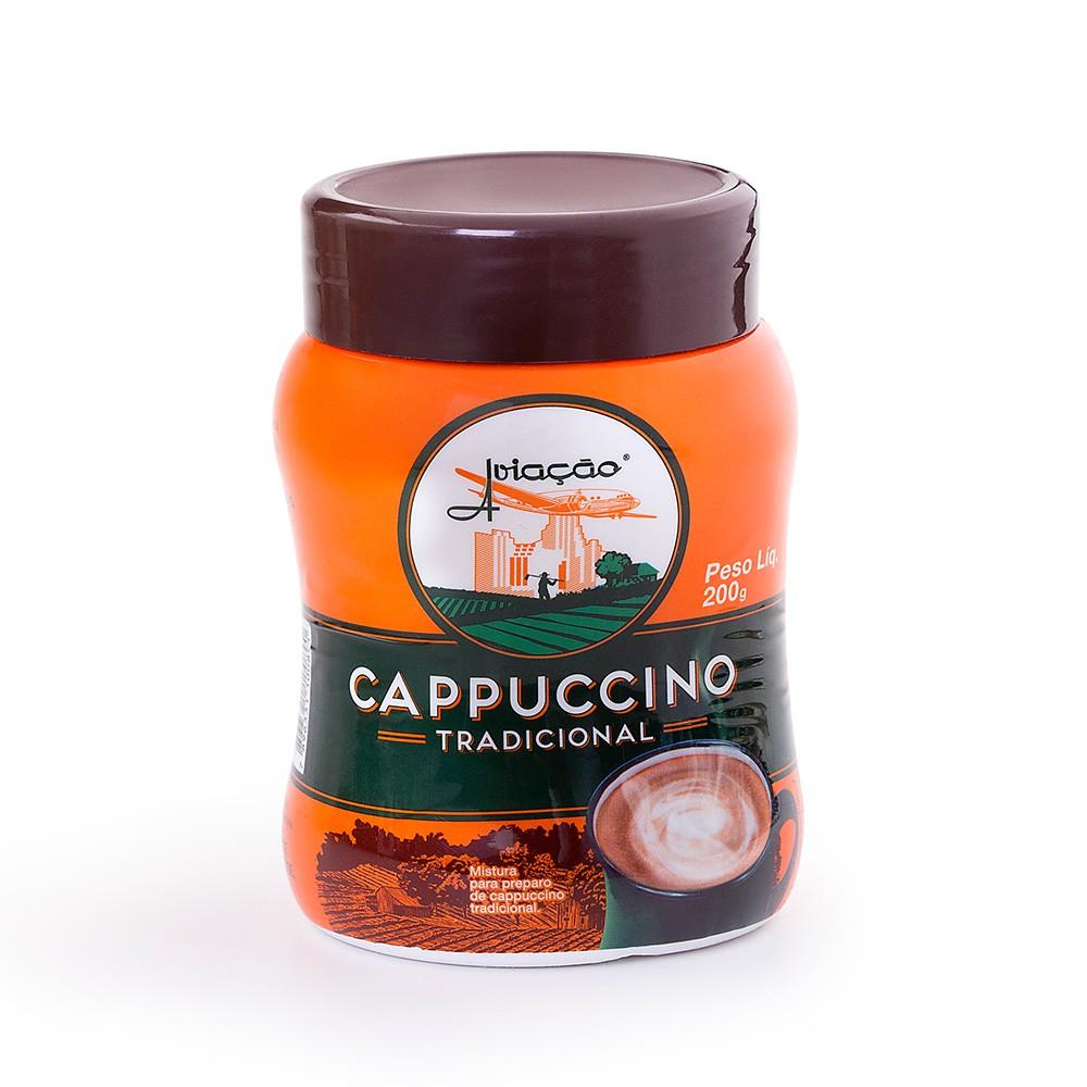 Cappuccino Aviação Tradicional 200 g