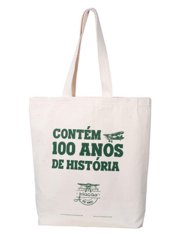 Eco Bag - Escrita Verde
