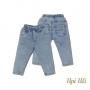 Calça Jeans De Bebê Nicolas