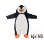 Macacão Caress/Pele Agata Pinguim