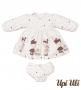 Vestido Soft Comfort Estampado  Menina