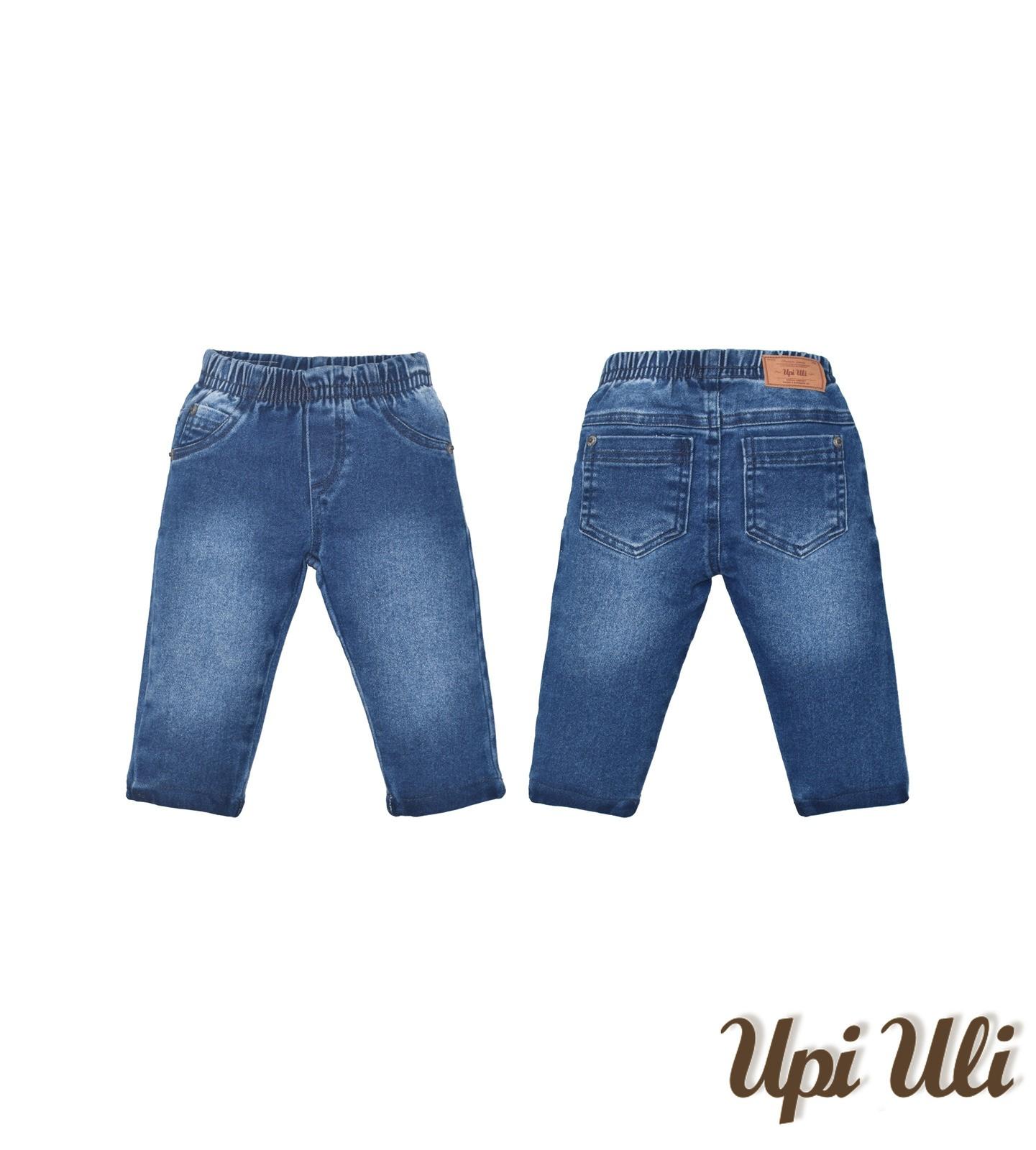 Calça Jeans Upiuli Baby Boy