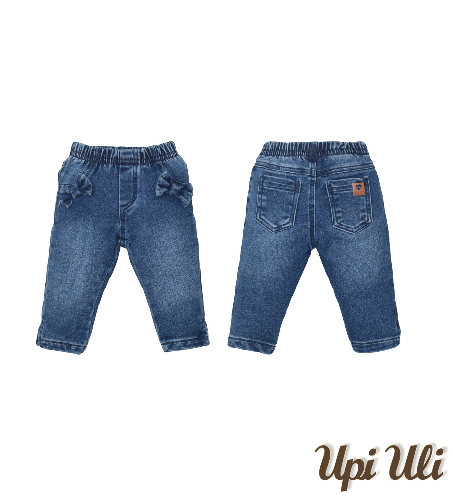 Calça Jeans Upiuli Girl