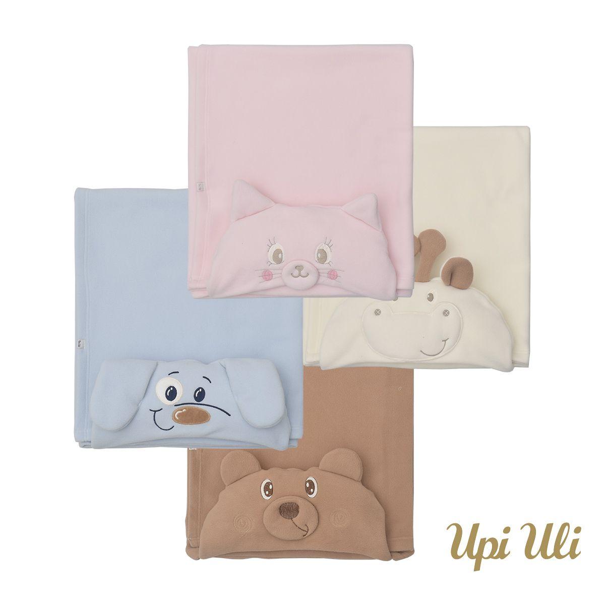 Cobertor de bebê Microsoft Divertido O/I