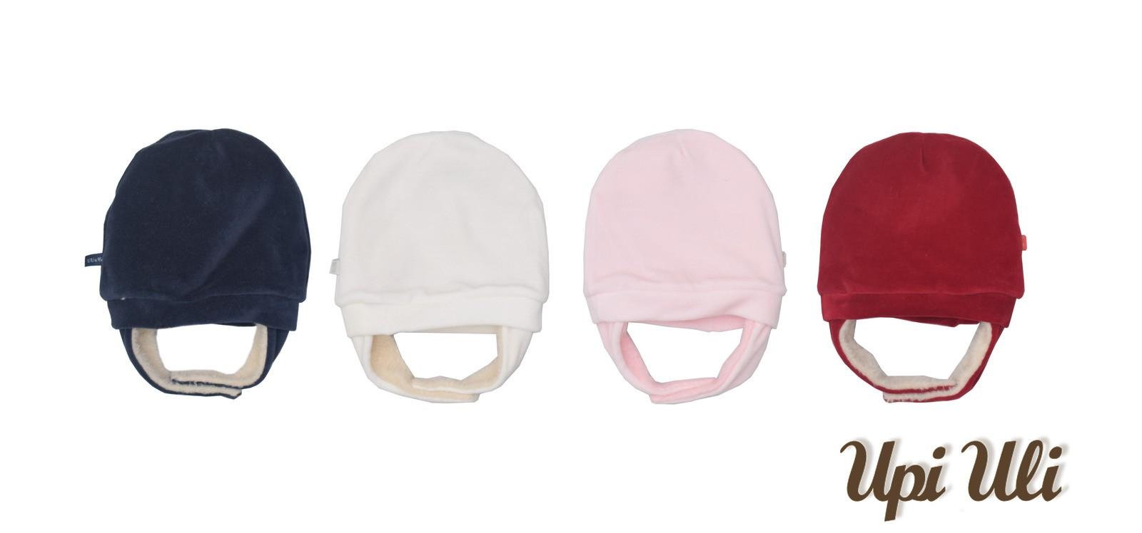 Gorro Plush/Varess  Upiuli  Baby Unissex