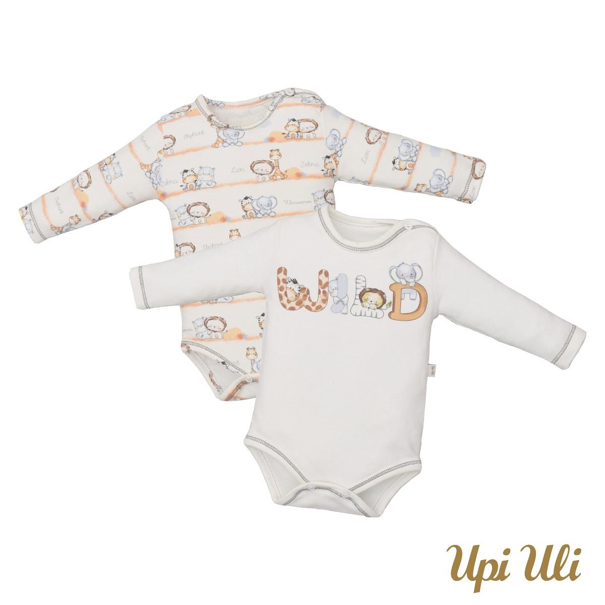 Kit bebê Body 2 Peças Soft Comfort Antonio Carlos  O/I