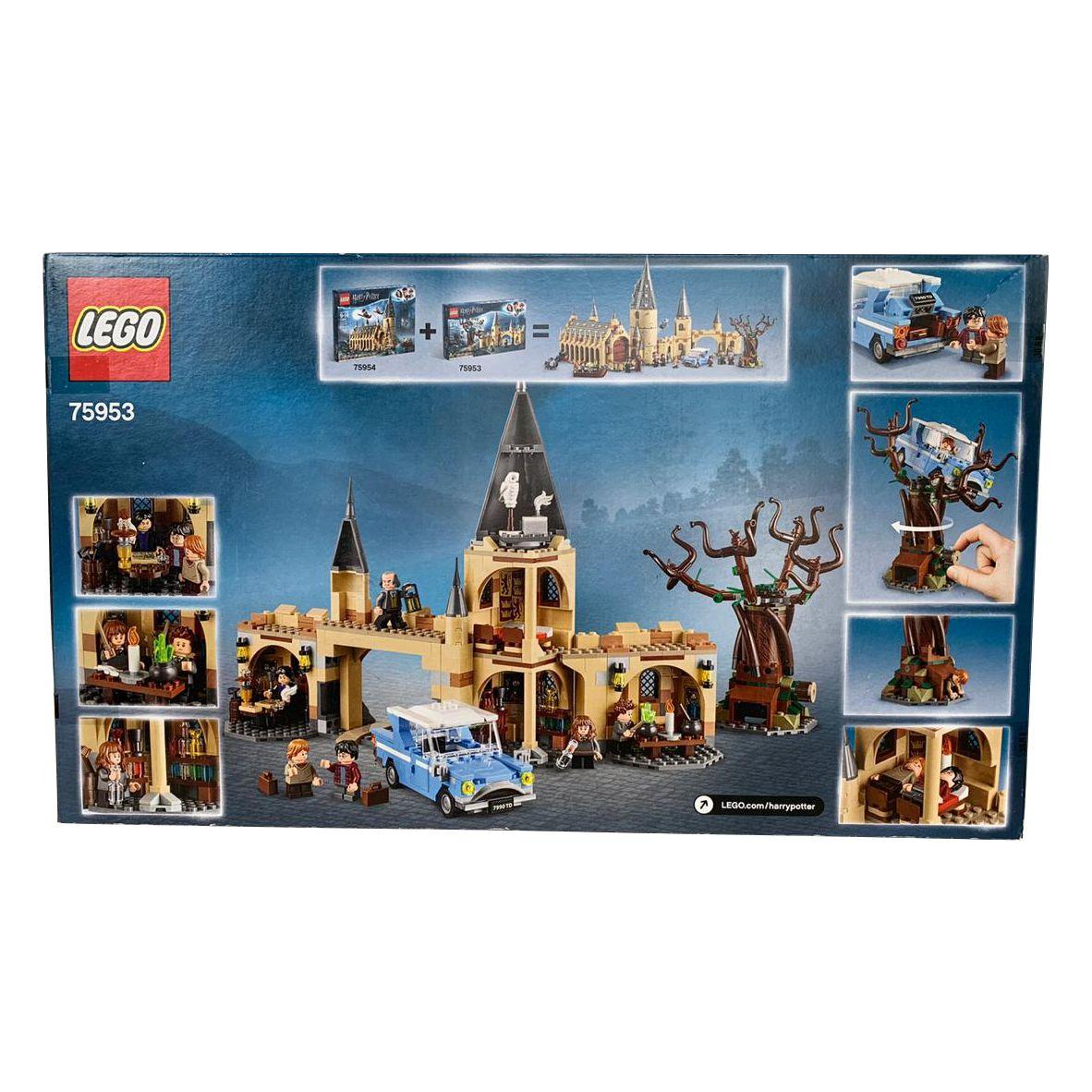LEGO Harry Potter - A Torre De Astronomia De Hogwarts - 75953
