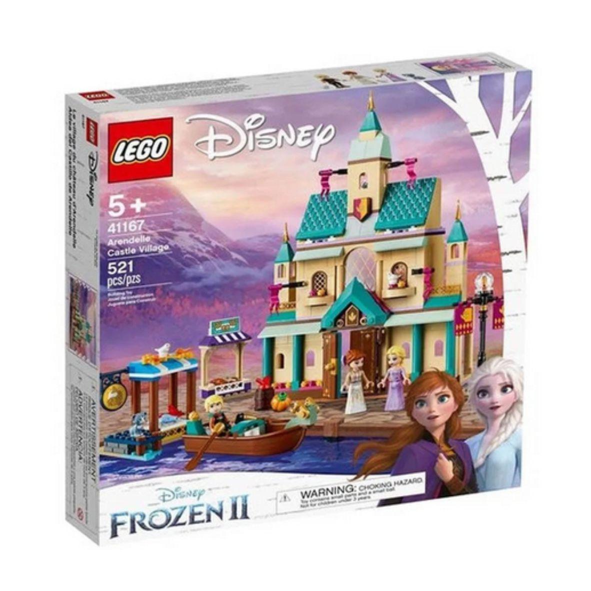 Aldeia do castelo - Lego