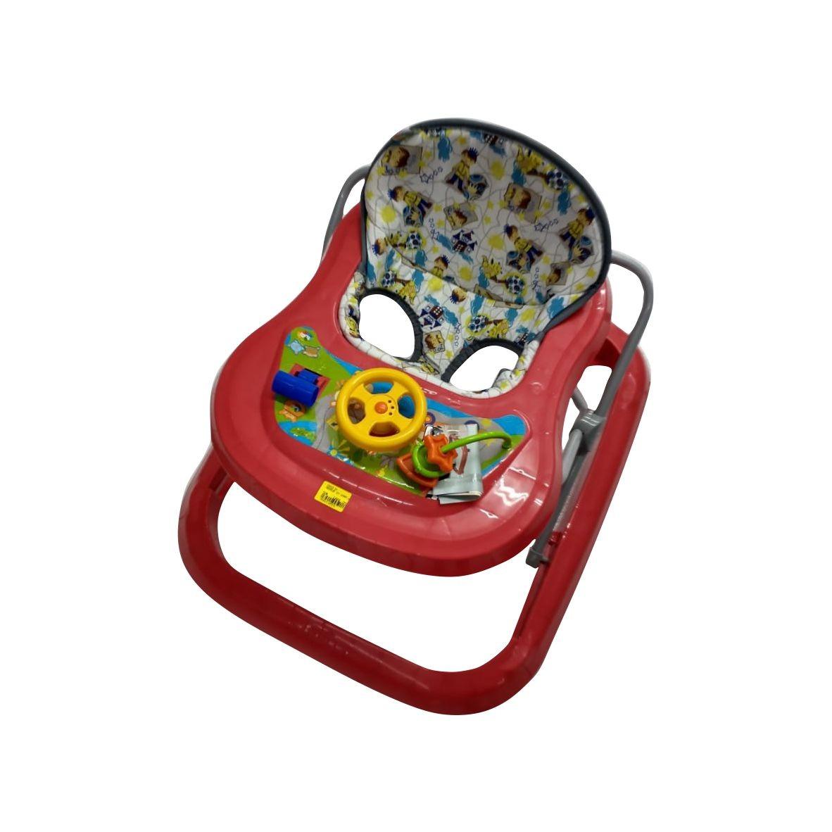Andador Toy Vermelho