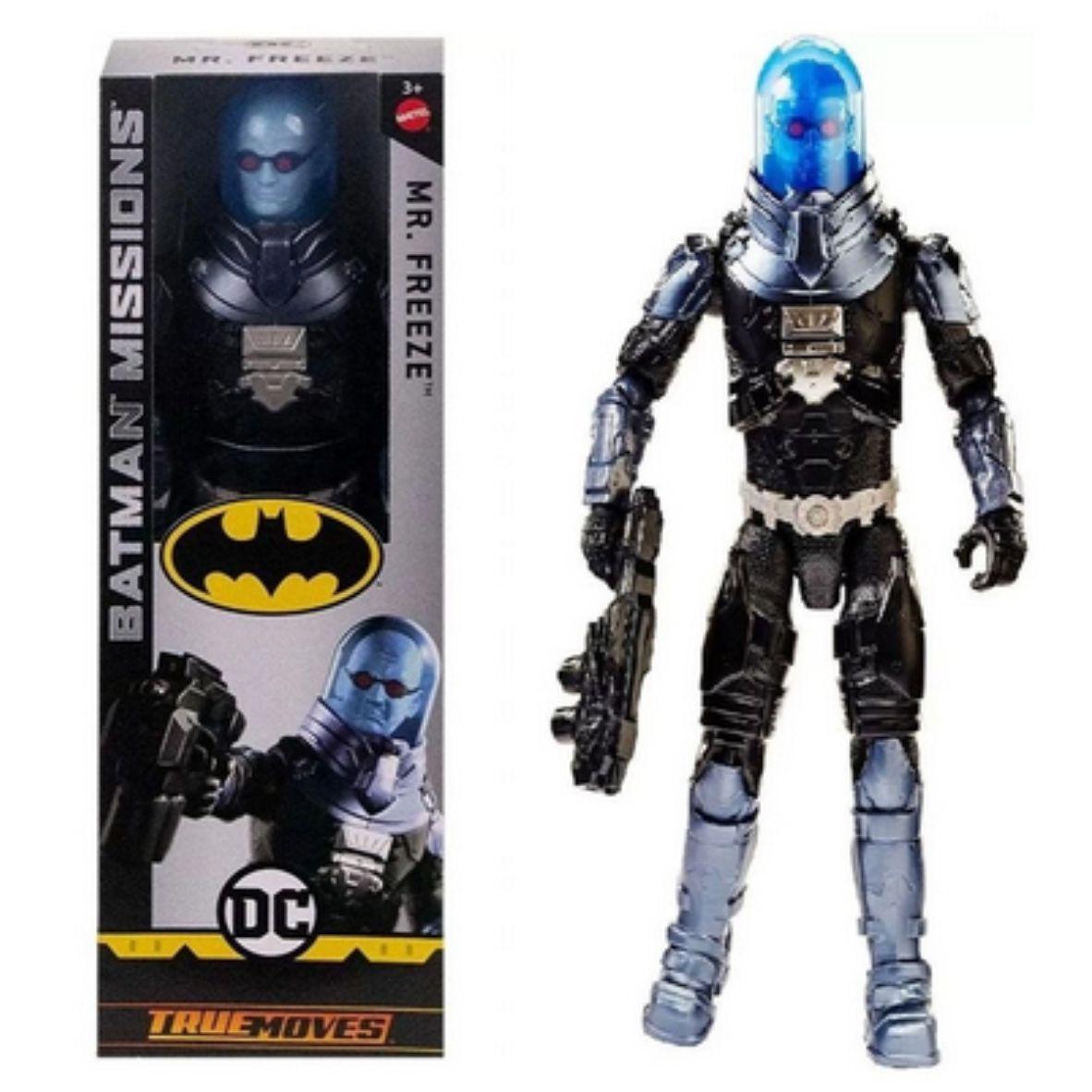 Batman Missions Mr. Freeze