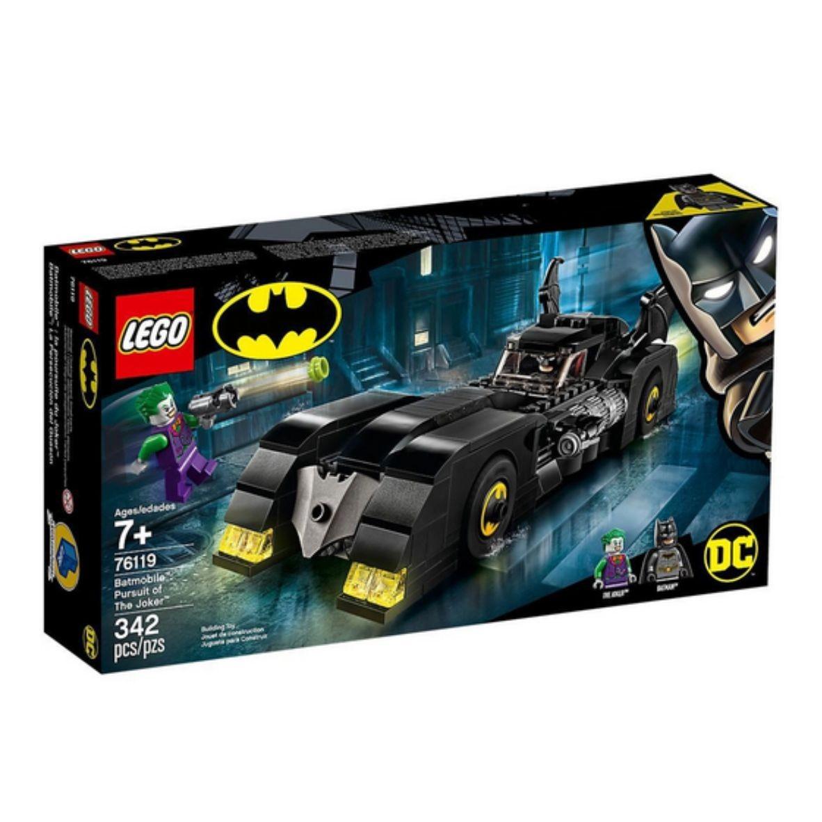 LEGO Batmobile - Perseguição do Joker - 76119