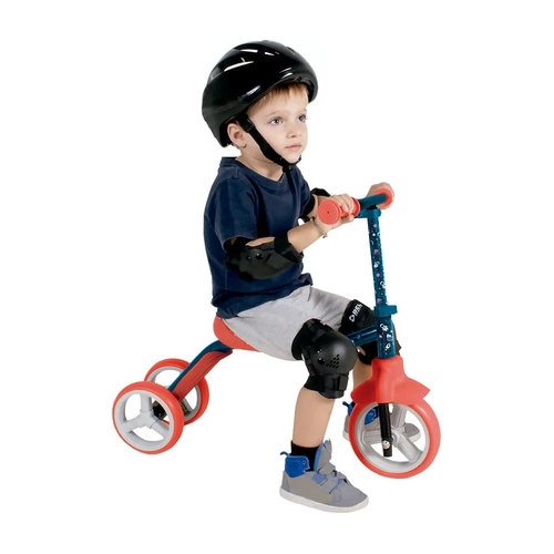 Bibiciclo Triciclo & Patinete 2 em 1 - Bel Brink