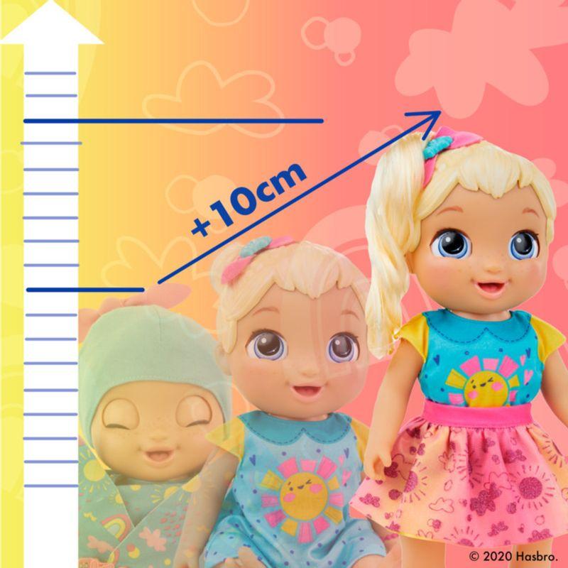 Boneca Baby Alive Baby Grows Up! - 75 Sons e Frases - Hasbro