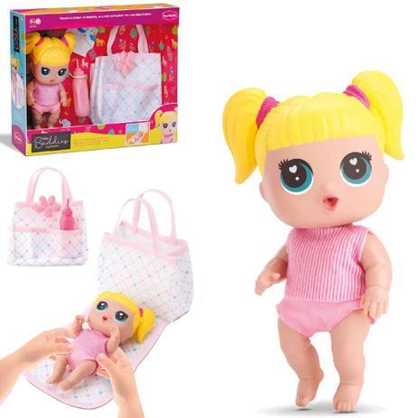 Boneca Baby Buddies Bag Passeio - Bambola