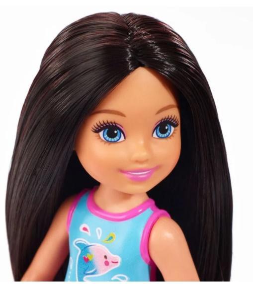 Boneca Barbie Club Chelsea Maiô Golfinho - Mattel