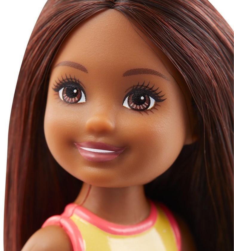 Boneca Barbie Club Chelsea Maiô Sorvete - Mattel