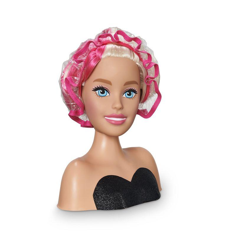 Boneca Barbie Styling Head Hair com Acessórios - Pupee