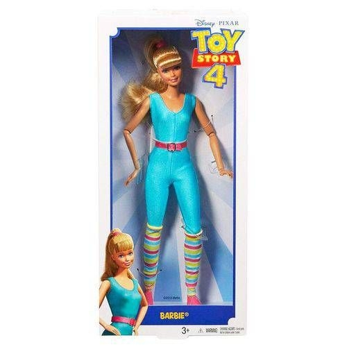 Boneca Barbie Toy Story 4 Disney Pixar - Mattel