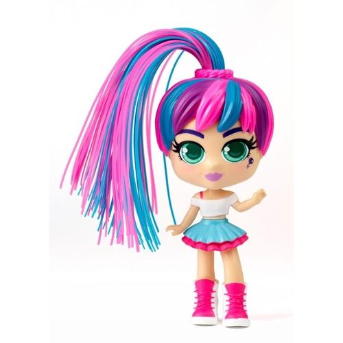 Boneca Curli Girls Bayli - Brinquedos Rosita
