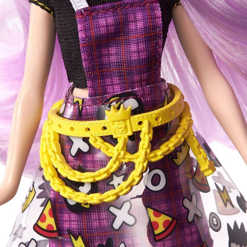 Boneca Hello Kitty and Friends - Badtz-Maru & Jazzlyn - Mattel