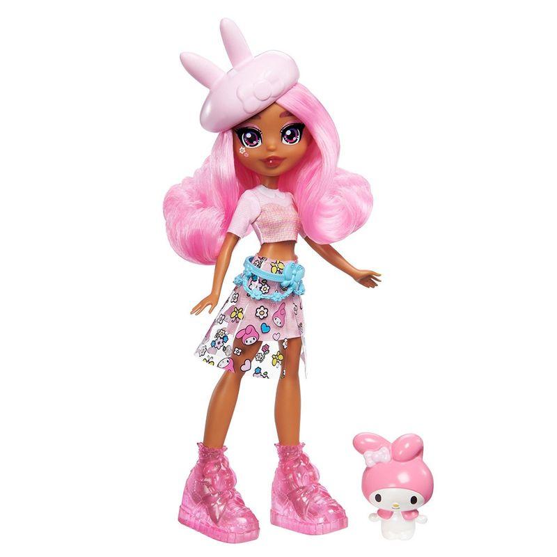Boneca Hello Kitty and Friends - My Melody & Stylie - Mattel