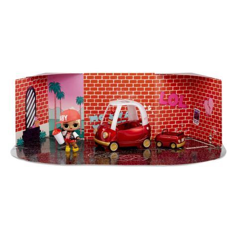 Boneca L.O.L. Surprise! Furniture Meubles Mobel 10 Surpresas - Candide