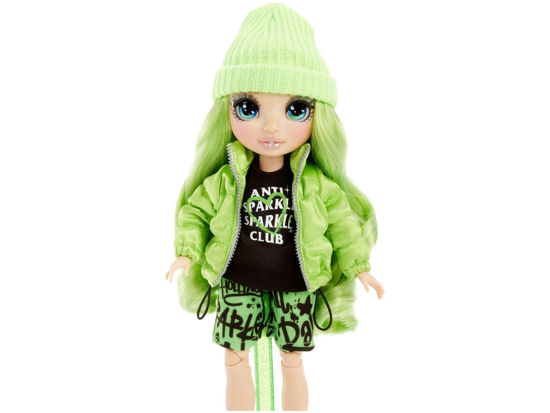 Boneca Articulada Rainbow High Fashion Jade Hunter - Candide