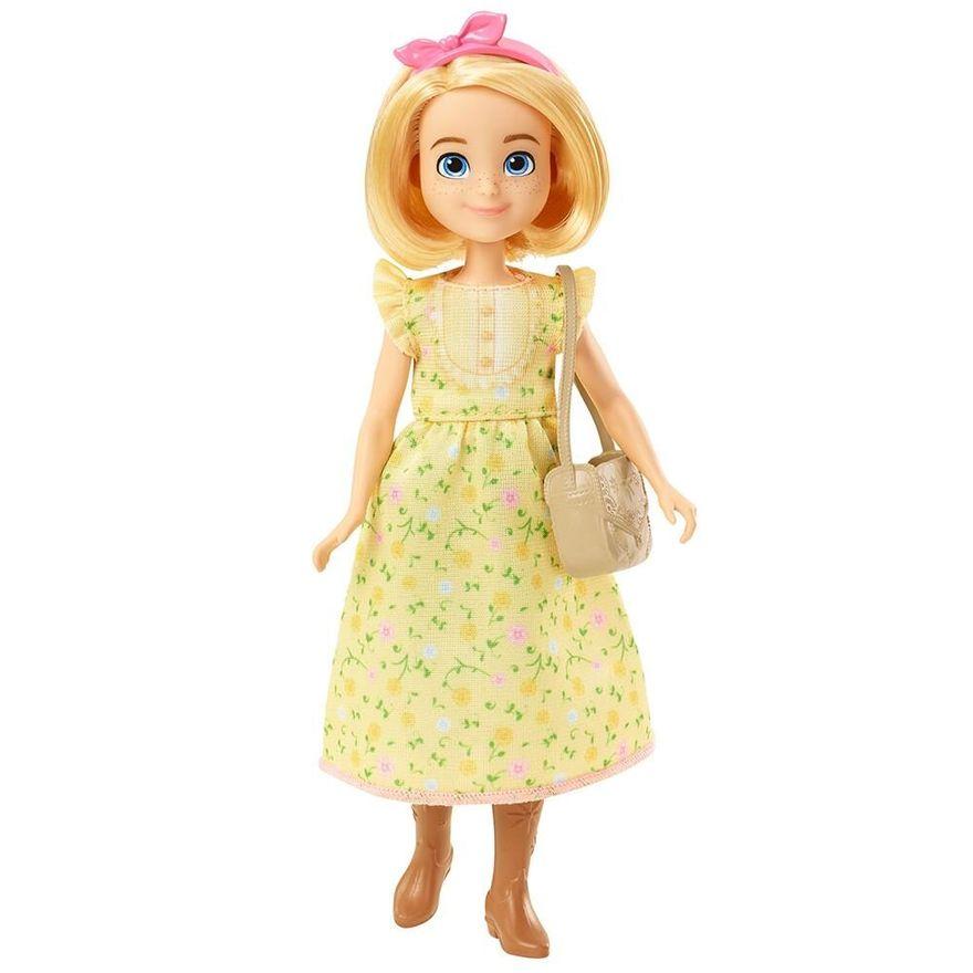 Boneca Articulada Spirit Abigail - Mattel