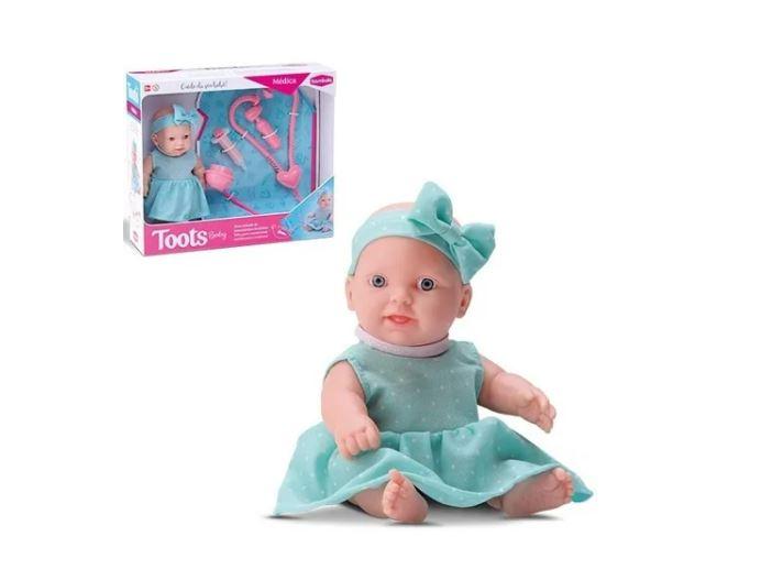 Boneca Toots Baby Médica - Bambola