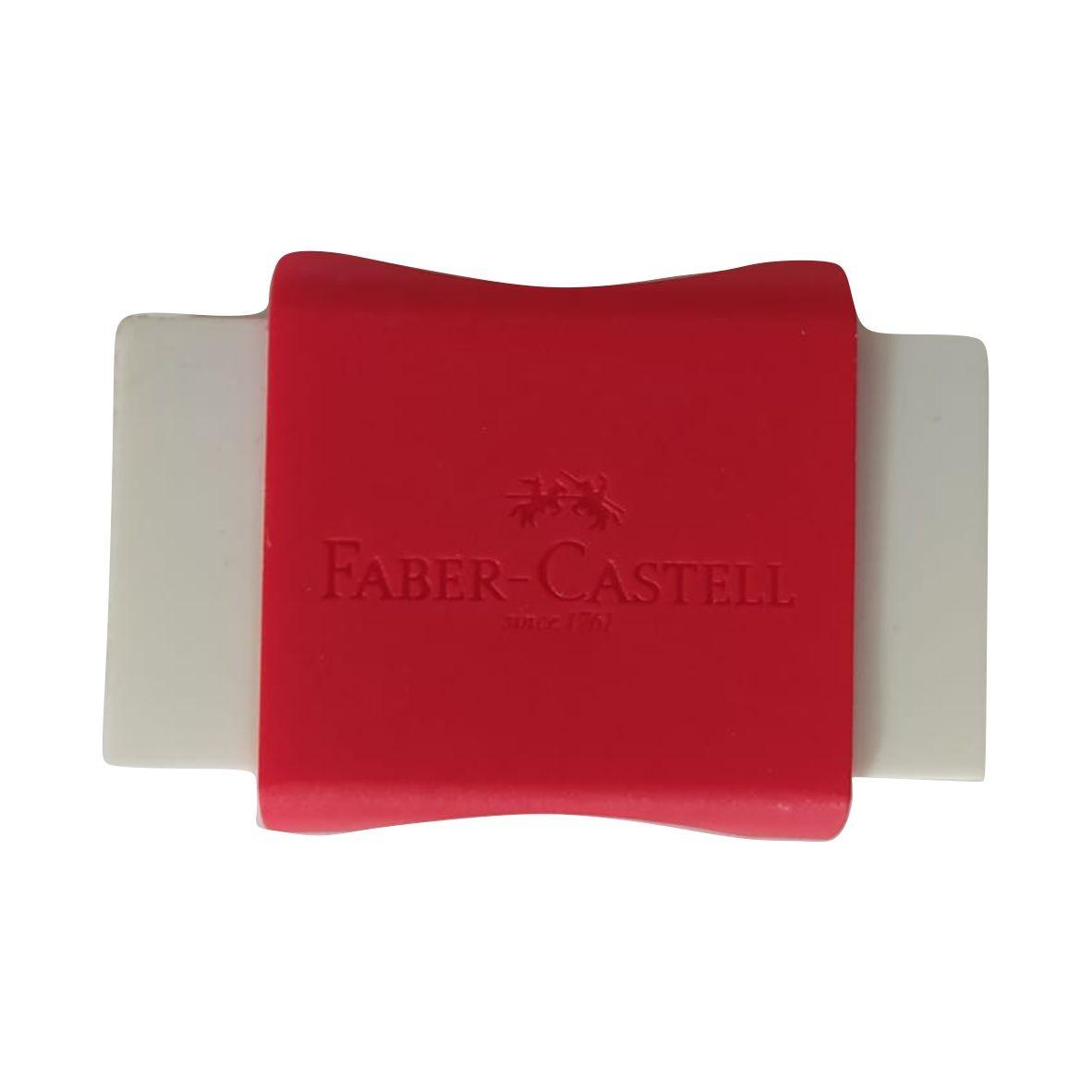 Borracha com Capa - Faber-Castell