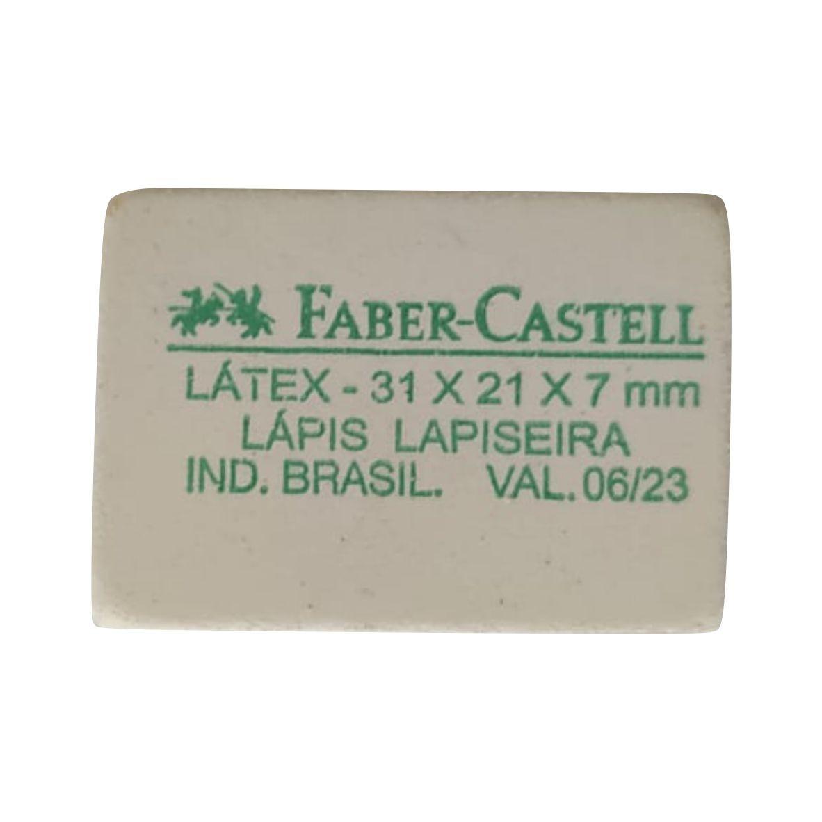 Borracha Clássica Branca - Faber-Castell