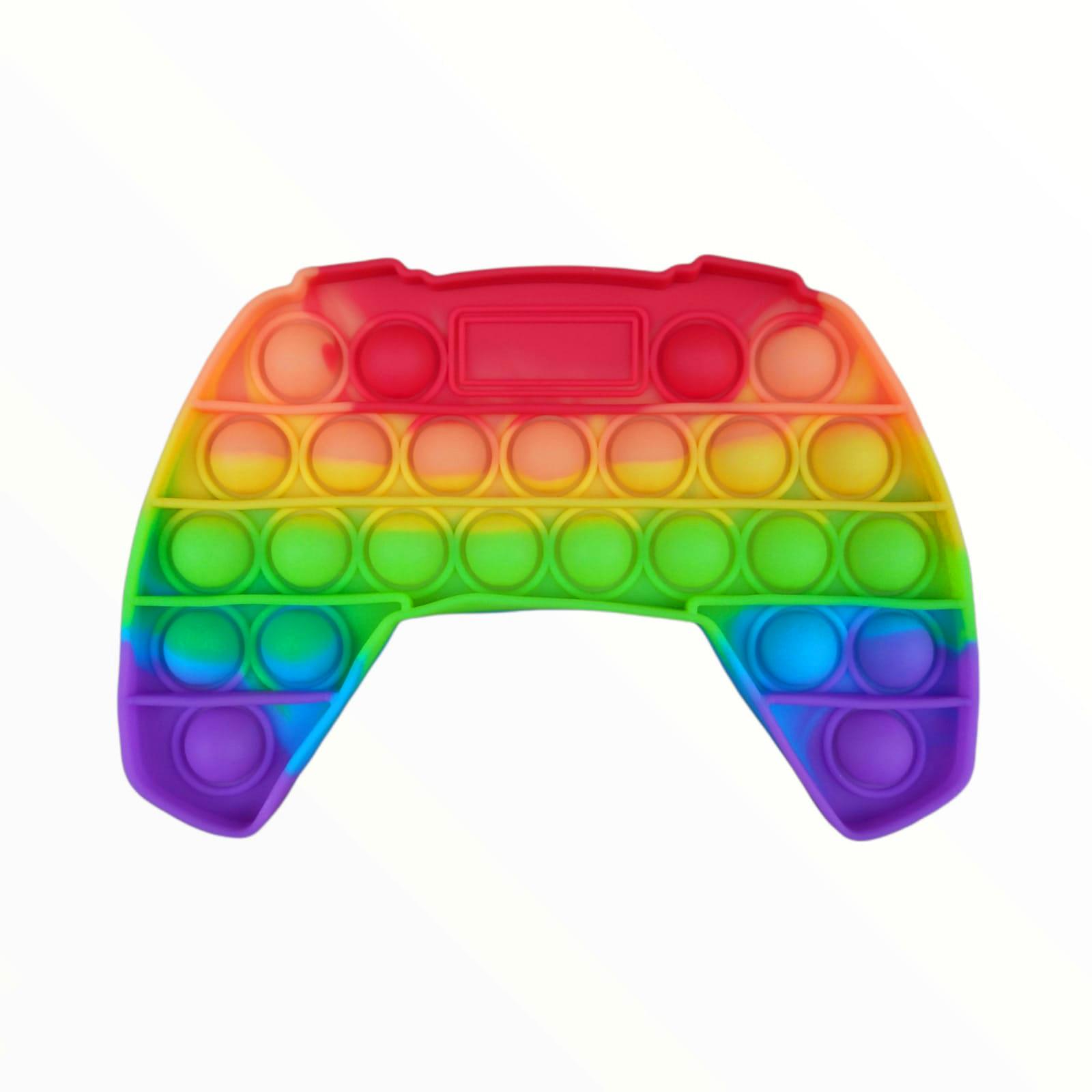 Brinquedo Anti-stress Pop It Fidget Toys - Game