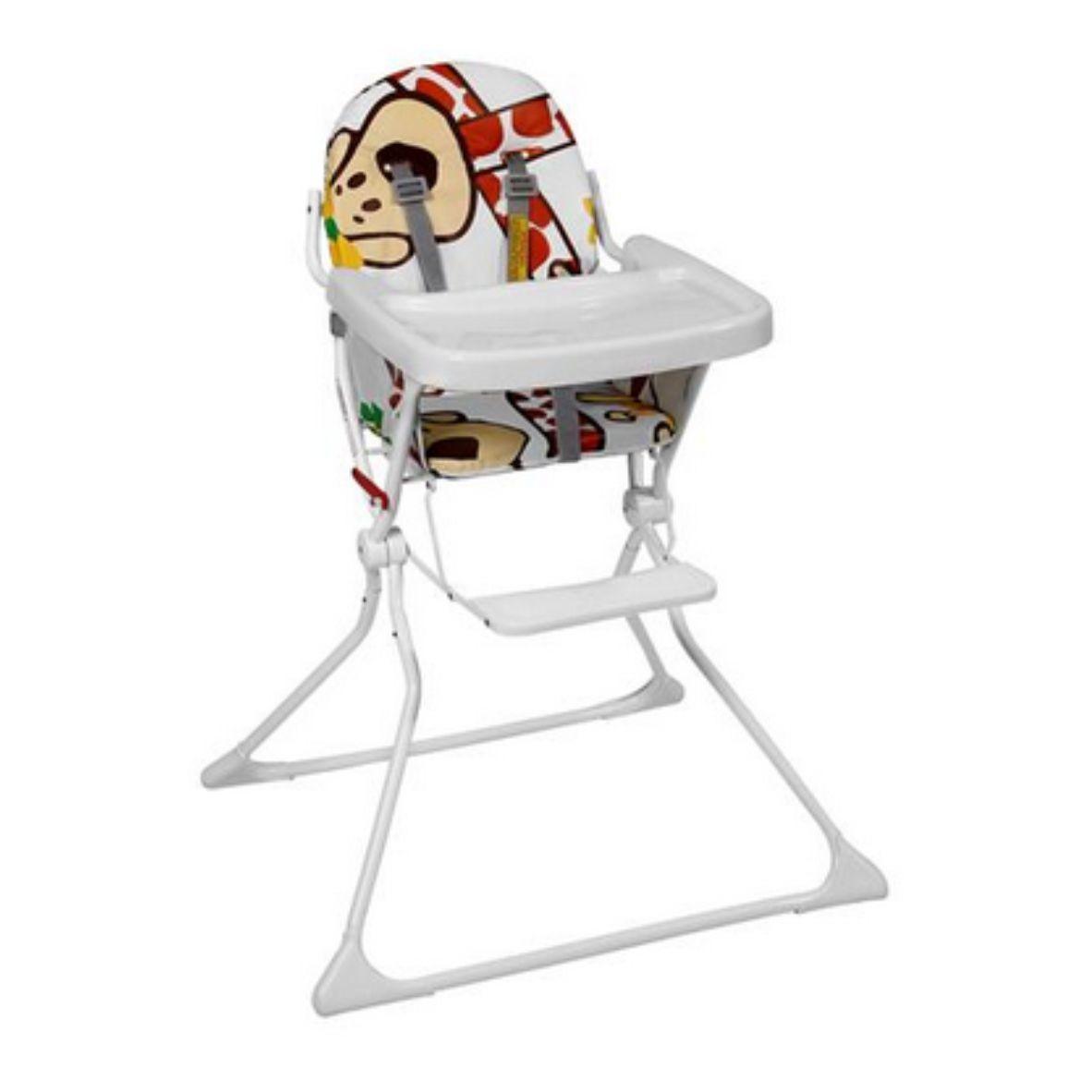 Cadeira de Alimentação Alta Standard Girafa