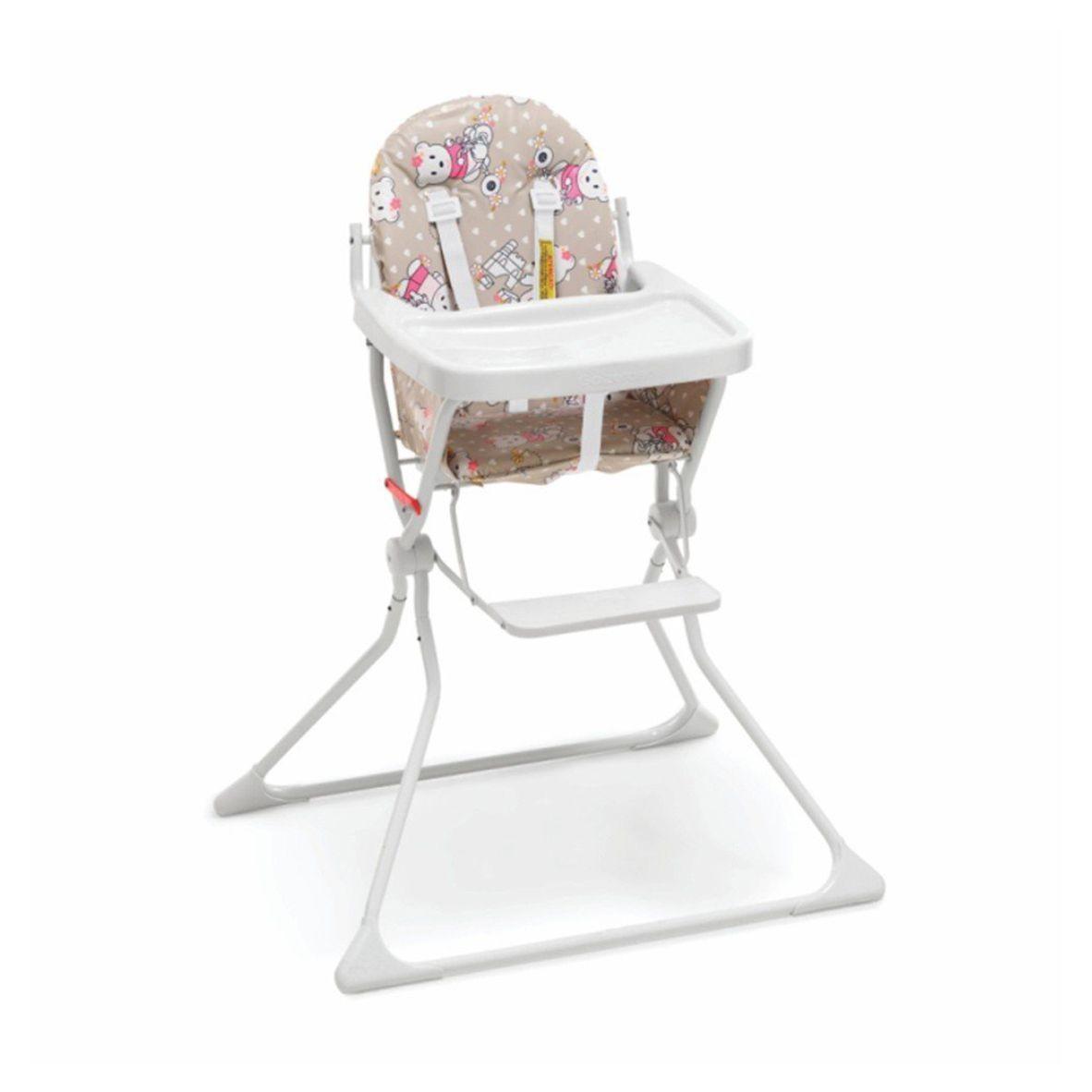 Cadeira de Alimentação Alta Standard Ursinha - Galzerano
