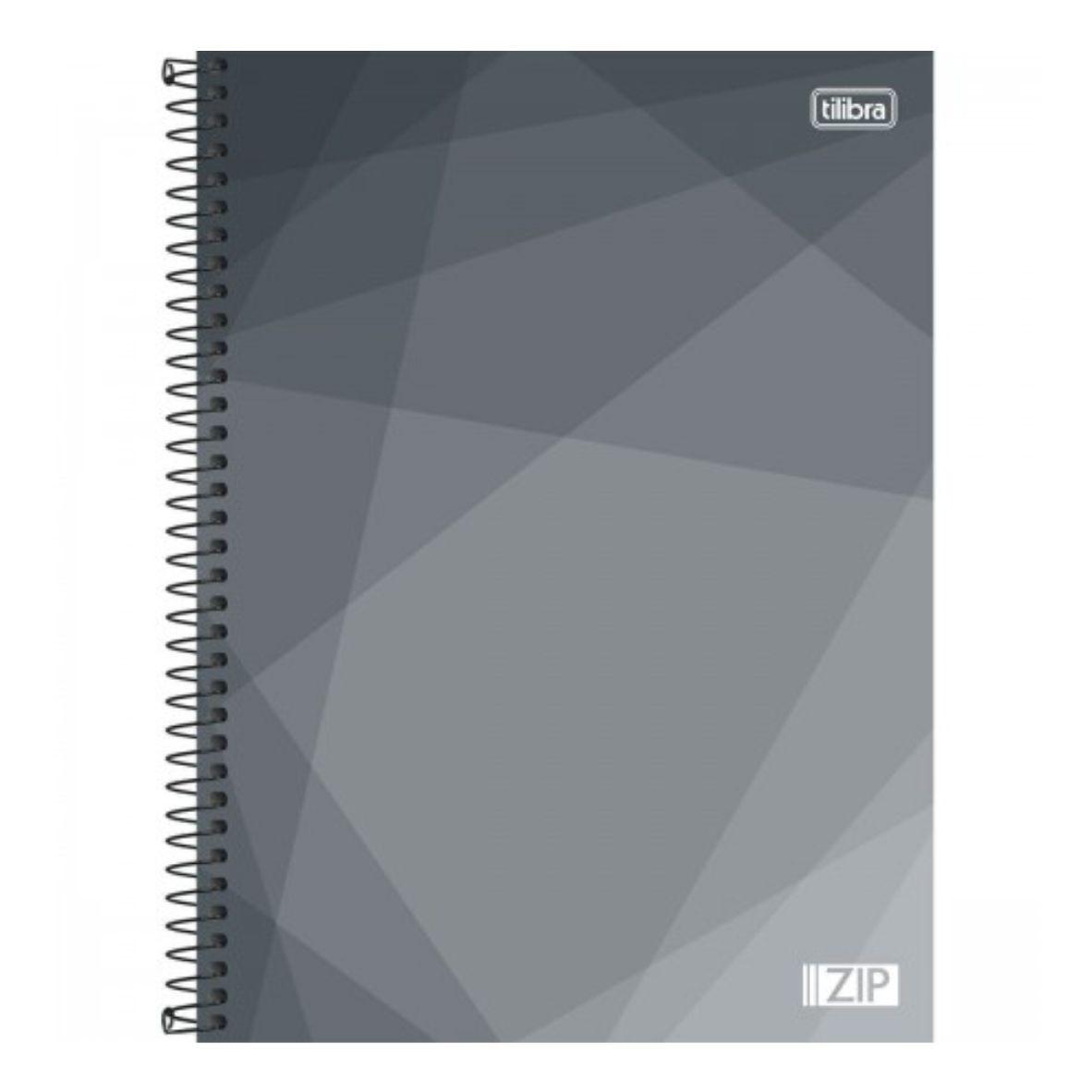Caderno Quadriculado 96 Folhas - 5x5