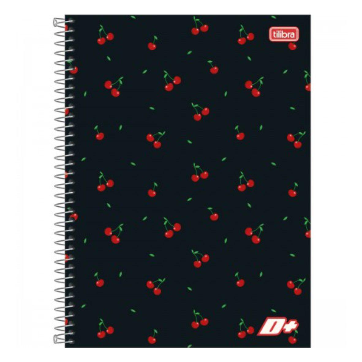 Caderno Tilibra 1 Matéria 80 Folhas
