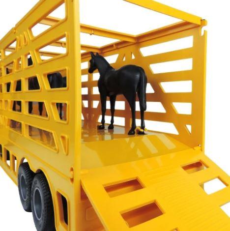 Caminhão Carreta com 4 Cavalos - Silmar