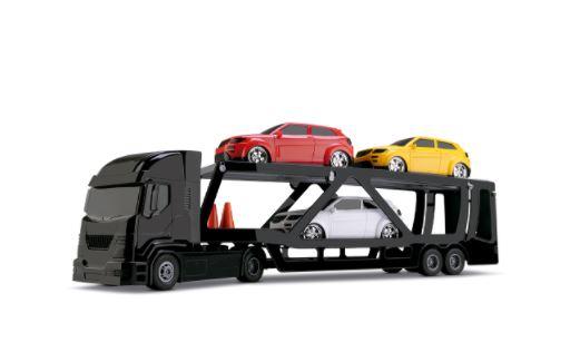 Caminhão Cegonha Pollux 30-360 Transcar Speedy Vegas - Silmar