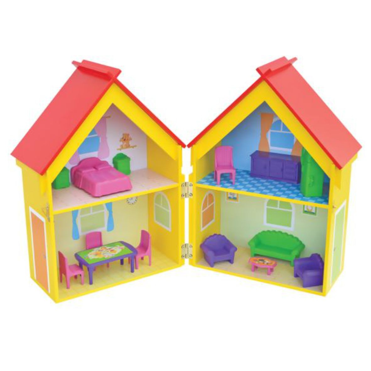 Casinha Yellow House - Junges