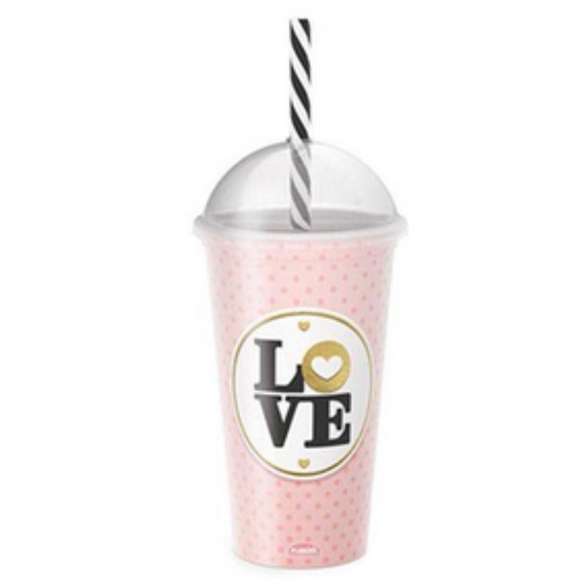 Copo Love 500 ml - Plasútil