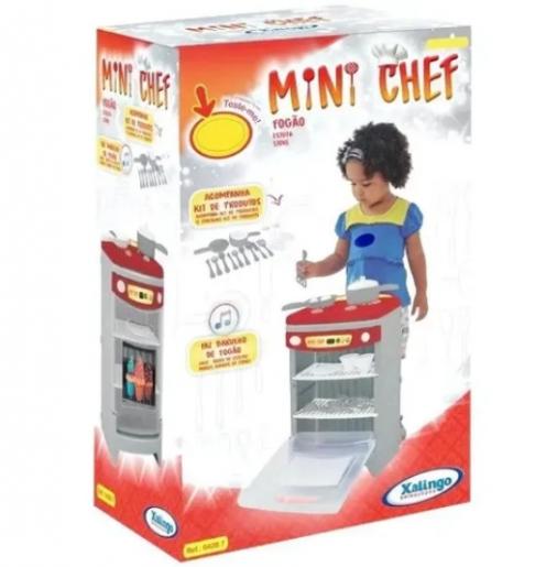 Fogão Mini Chef - Xalingo