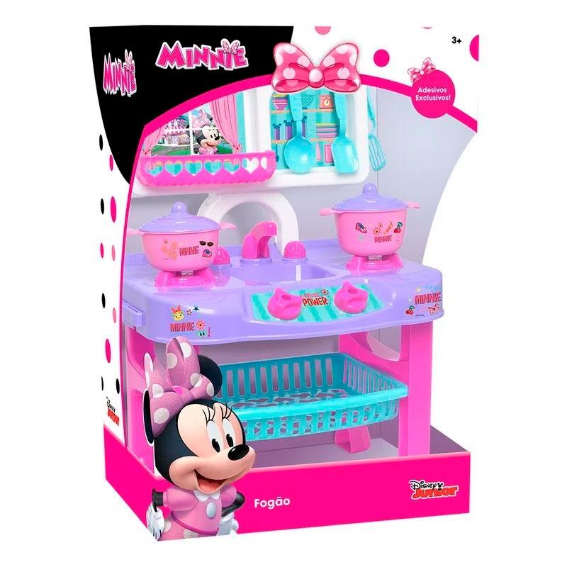 Fogão Minnie Disney - Mielle Brinquedos