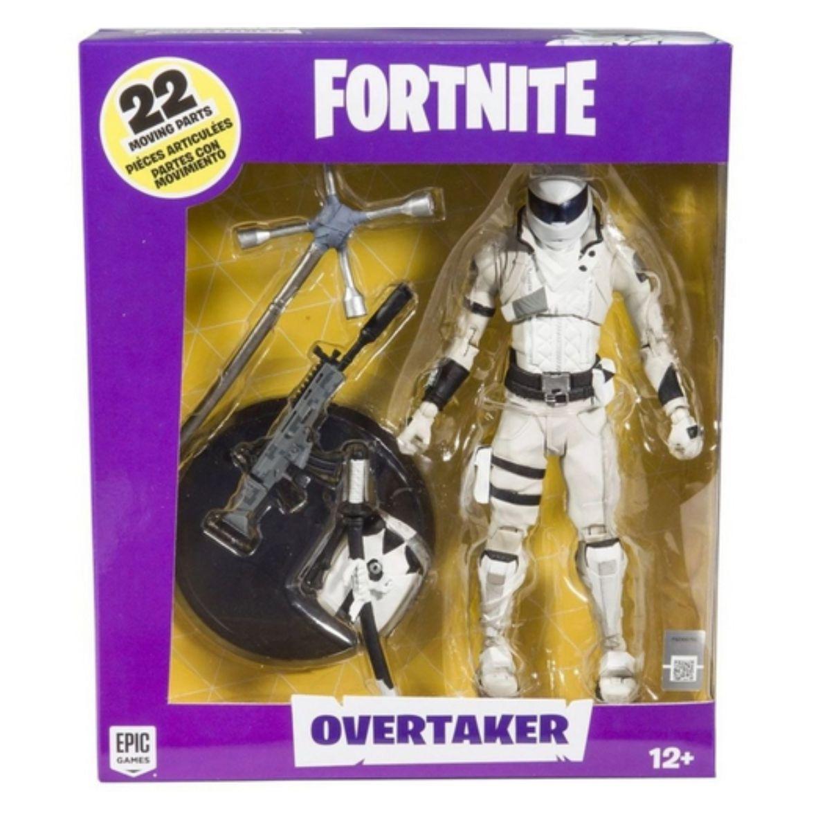 Boneco Articulado Fortnite Overtaker 35 cm - Fun