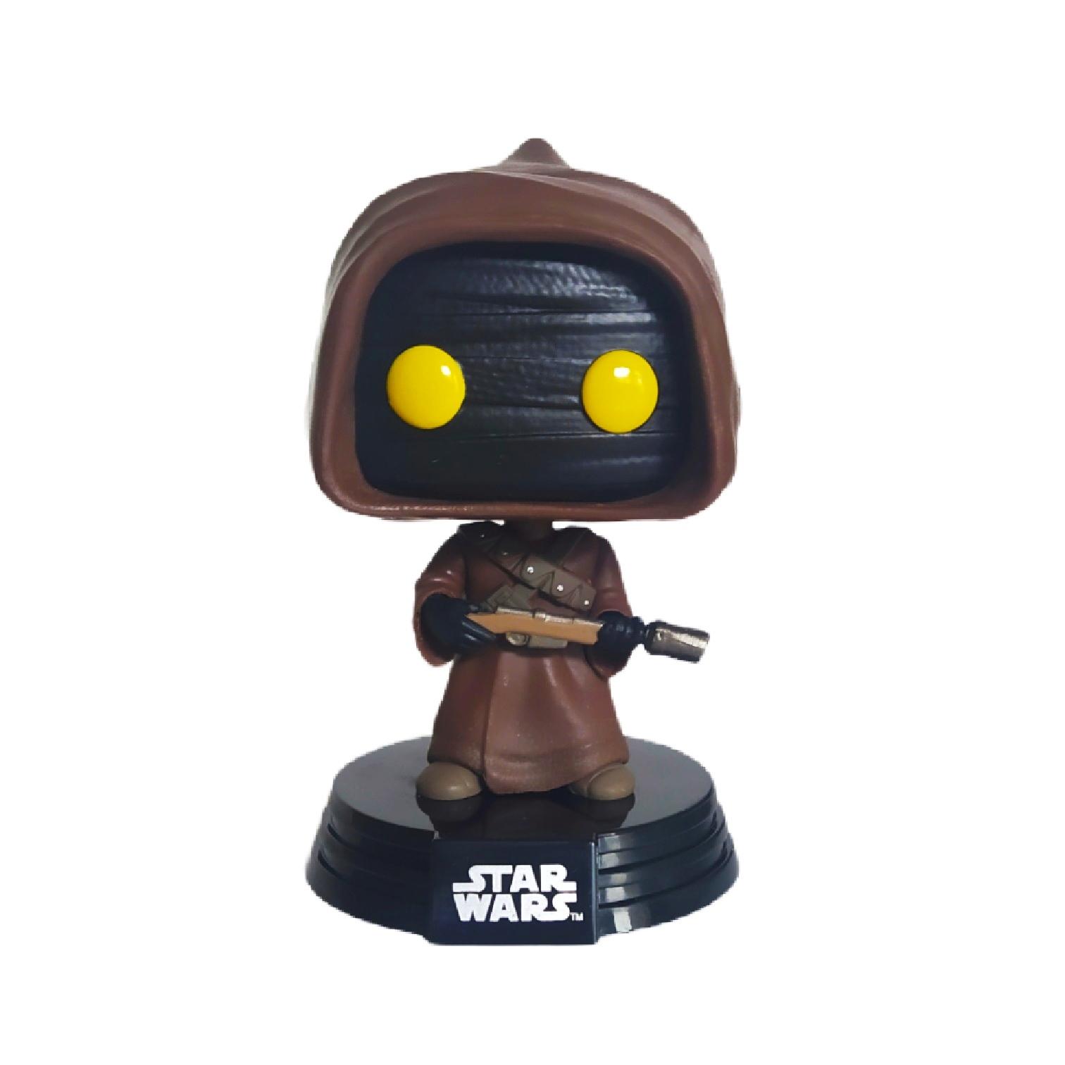 Funko POP - Figura de Vinil Jawa - Star Wars - 371