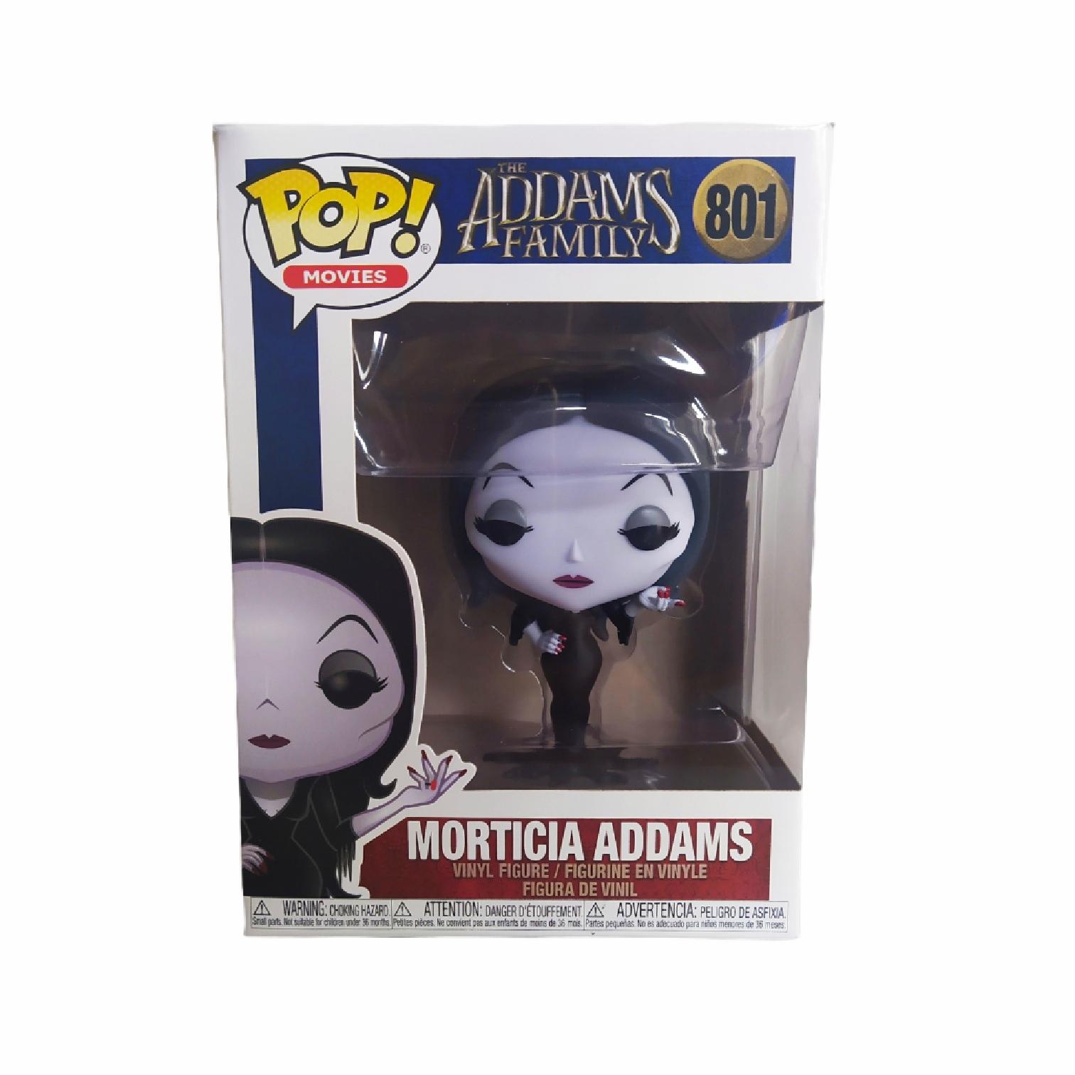 Funko POP - Figura de Vinil Morticia Addams - The Addams Family - 801