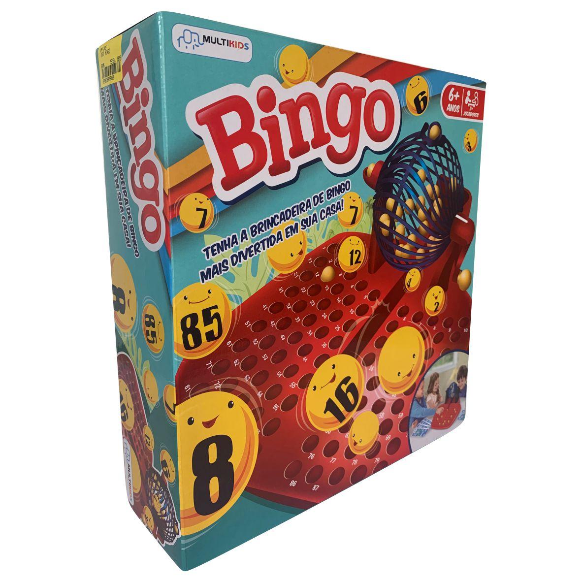 Jogo Bingo