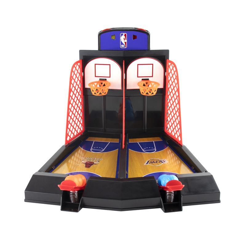 Jogo de Basquete Duplo NBA - Maccabi