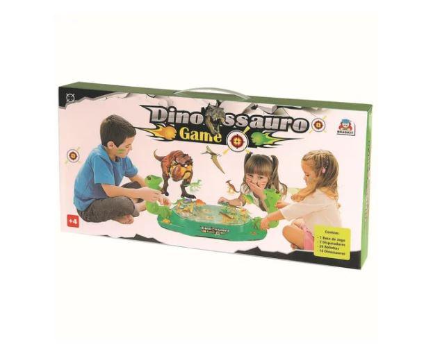 Jogo Dinossauro Game - Braskit