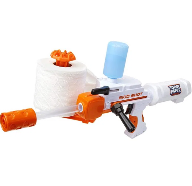 Lançador Toilet Paper Blasters - Candide